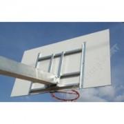 Impianto Basket Monotubolare Sbalzo cm.220