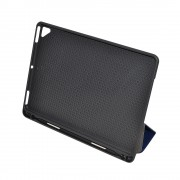 Husa iPad (5th gen / 6th gen) 9.7 inch Just Must Captain Armor Navy (carcasa antishock, slot stylus,