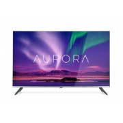 Televizor LED Horizon 49HL9910U, 124 cm, 4K Ultra HD, Smart TV, Wi-Fi, Argintiu