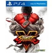 Sony PS4 Street Fighter V [ русские субтитры]