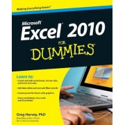 Excel 2010 for Dummies, Paperback