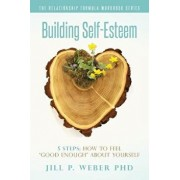 Building Self-Esteem 5 Steps: How to Feel Good Enough about Yourself: The Relationship Formula Workbook Series, Paperback/Jill P. Weber Phd