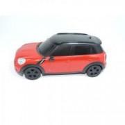 Masinuta cu radio-comanda Mini Cooper S scara 1 24 4 directii rosu