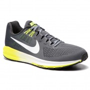 Обувки NIKE - Air Zoom Structure 21 904695 007 Cool Grey/ White/Anthracite