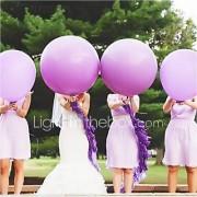 Latex Bruiloftsdecoraties-6-deligBruiloft Verjaardag Nieuwe baby Feest/Avond Feest/Uitgaan Evenement/Feest Verloving Ceremonie