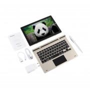 "TECLAST Tbook10S 10.1"" Quad Core HDMI Wifi Con Un Lápiz De Tablet PC Y Teclado Champagne Gold&Silver"