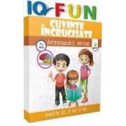 IQ Fun - Cuvinte incrucisate - Antreneaza-ti mintea 7 ani+