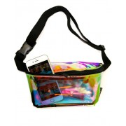 Fydelity Ultra Slim Fanny Pack Bag Plasma Storm 83134