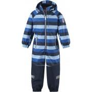 Reima Kids Karikko Overall Brave Blue 2019 122 Regnoveraller