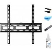 Suport TV + kit curatare ECG LD 2642 AOF montare pe perete 66 - 120 cm max. 30 Kg cablu HDMI