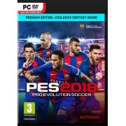 Pro Evoluton Soccer 2018 Premium Edition (PC)