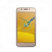 Telefon mobil Motorola Moto G5 Dual Sim 5'', 4G, Ram 2GB, Stocare 16GB, Camera 5MP/13MP, Gold