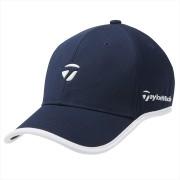 【TaylorMade Golf/テーラーメイドゴルフ】ベーシックメタルTキャップ /