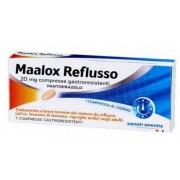 Sanofi Spa Maalox Reflusso 20 Mg Compresse Gastroresistenti 7 Compresse In Blister Opa/Alu/Pvc-Al