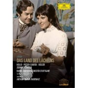 Video Delta Lehar - Das Land des Lachelns - DVD