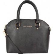 Lino Perros LWHB02004BLACK Shoulder Bag(Black, 3 L)