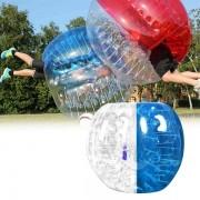Bumperball, Upplåsbar bubbeldräkt - Barnstorlek