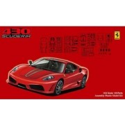 FUJIMI 123363 - 1:24 Ferrari F430 Scuderia - Real Sports Car Series