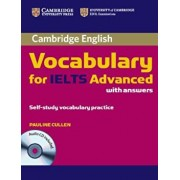 Cambridge Vocabulary for Ielts Advanced Band 6.5+ with Answers and Audio CD, Paperback/Pauline Cullen