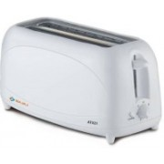 Bajaj GTX-21 700 W Pop Up Toaster(White)