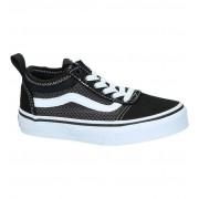 Vans Zwarte Slip-on Sneakers Vans Ward Alt Closure