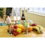 あいすむら のアイスミルク(480ml×2) 日本酒 ブルーベリー