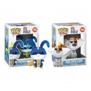 max with cone y snowball superhero Funko pop pets 2 pelicula