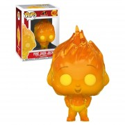 Funko Pop Fire Jack-Jack Exclusivo The Incredibles