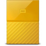 WD My Passport 4TB Portable Hard Drive Auto Backup Software WDBYFT0...