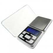 Vrecková digitálna váha 0 -500 g + batérie zdarma