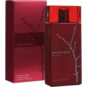 Armand basi in red 50 ml eau de parfum edp profumo donna
