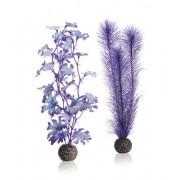 biOrb střední rostlina set fialová