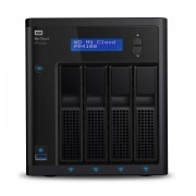 Western Digital My Cloud Pr4100 Nas Escritorio Ethernet Negro