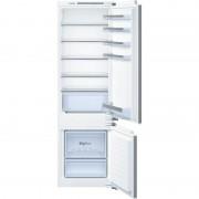 Хладилник с фризер за вграждане Bosch KIV87VF30 + 5 години гаранция