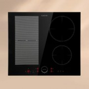 Delicatessa 60 Hybrid Table de cuisson à induction encastrable 4 zones 7000W