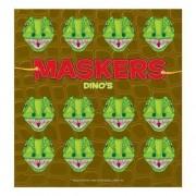 Masks: Dinos
