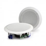 """Power Dynamics CSBT80 Set de altavoces de techo Amplificador BT 2 x 120 W 2 x 8"""" (952.554)"""