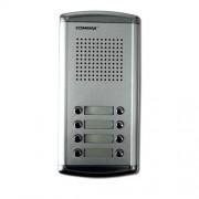 Interfon de exterior Commax DR-8AM, 8 familii, 12 V, ingropat