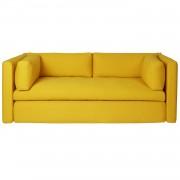Hay Hackney 2-Sits Soffa, Gul