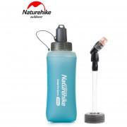 Premium Grade Naturehike silicona plegable Deporte Outdoor Botella de agua hervidor