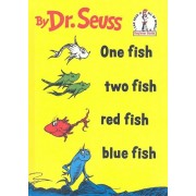 One Fish, Two Fish, Red Fish, Blue Fish, Hardcover