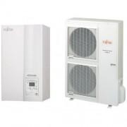 Fujitsu WSYK160DG9/WOYK112LCTA 11/3F High Power V2 levegő-víz hőszivattyú 13.5 kw