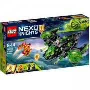 Конструктор Лего Нексо Рицари - Бомбардировач берзеркер, LEGO NEXO KNIGHTS, 72003