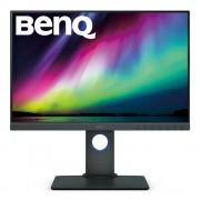 "Monitor IPS, BENQ 24.1"", SW240, 5ms, 20Mln:1, 99% Adobe RGB, HDMI/DVI/VGA, 1920x1200 (9H.LH2LB.QBE)"