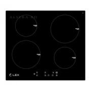 LEX Встраиваемая электрическая индукционная варочная поверхность LEX EVI 640 BL