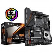 MB, GIGABYTE X570 AORUS PRO /AMD X570/ DDR4/ AM4