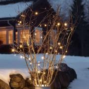 Konstmide 20-blb LED string lights Martin w. twilight sensor