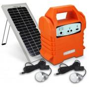 Ecoboxx 50 Solar Power Solution Kit