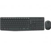 Tastatura+Miš USB YU Logitech MK235, Cordless 920-008031, Siva/*