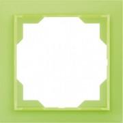 Rama simpla alb verde fresh NEO ABB